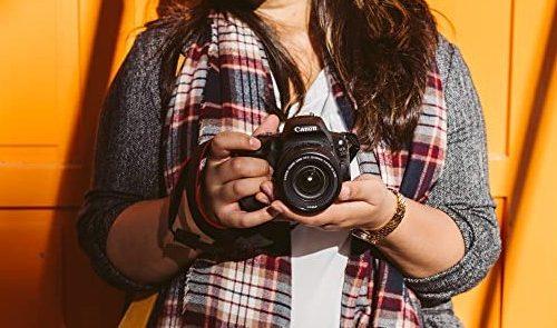 La mia reflex Canon EOS 200D – un'amica inseparabile