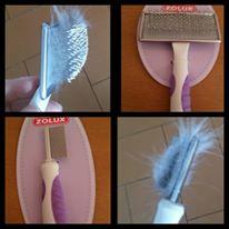 spazzola gatto zolux