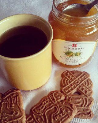 tè e miele di tiglio brezzo