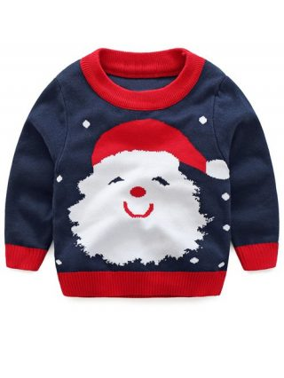 Kids Christmas Sweater sammydress