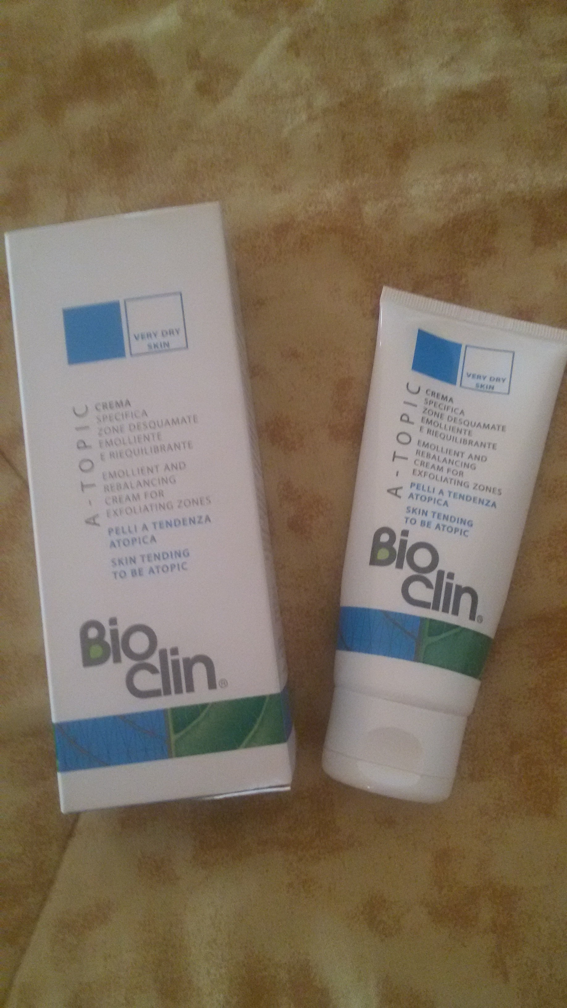 Bioclin A-Topic Crema Specifica Zone Desquamate