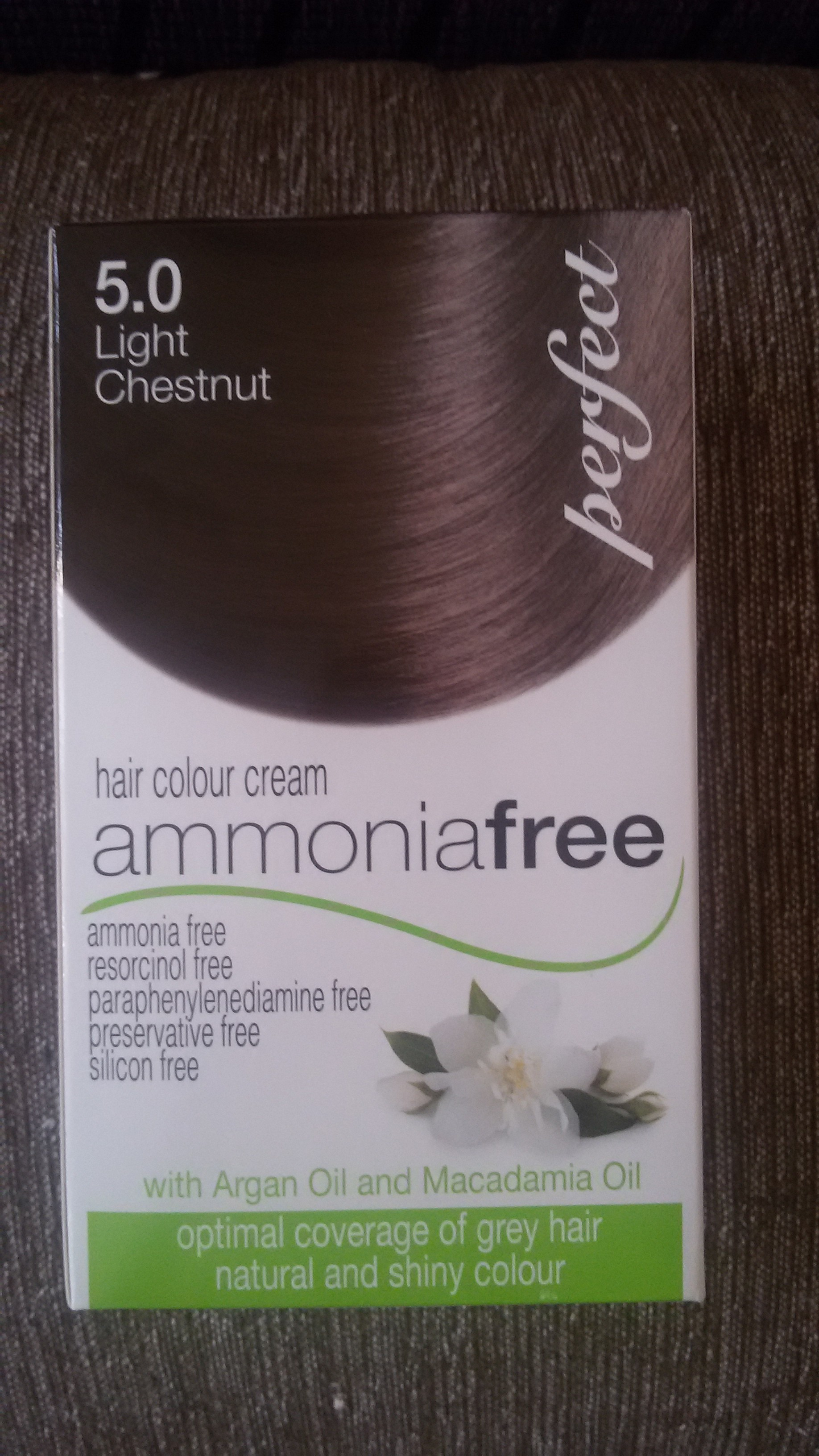 Perfect Ammoniafree crema colorante per capelli, recensione perfect ammoniafree, opinione