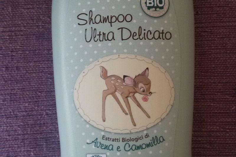 Shampoo Ultra Delicato Natura Verde Bio