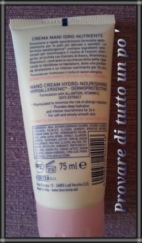Leocrema Crema Mani Idro-Nutriente
