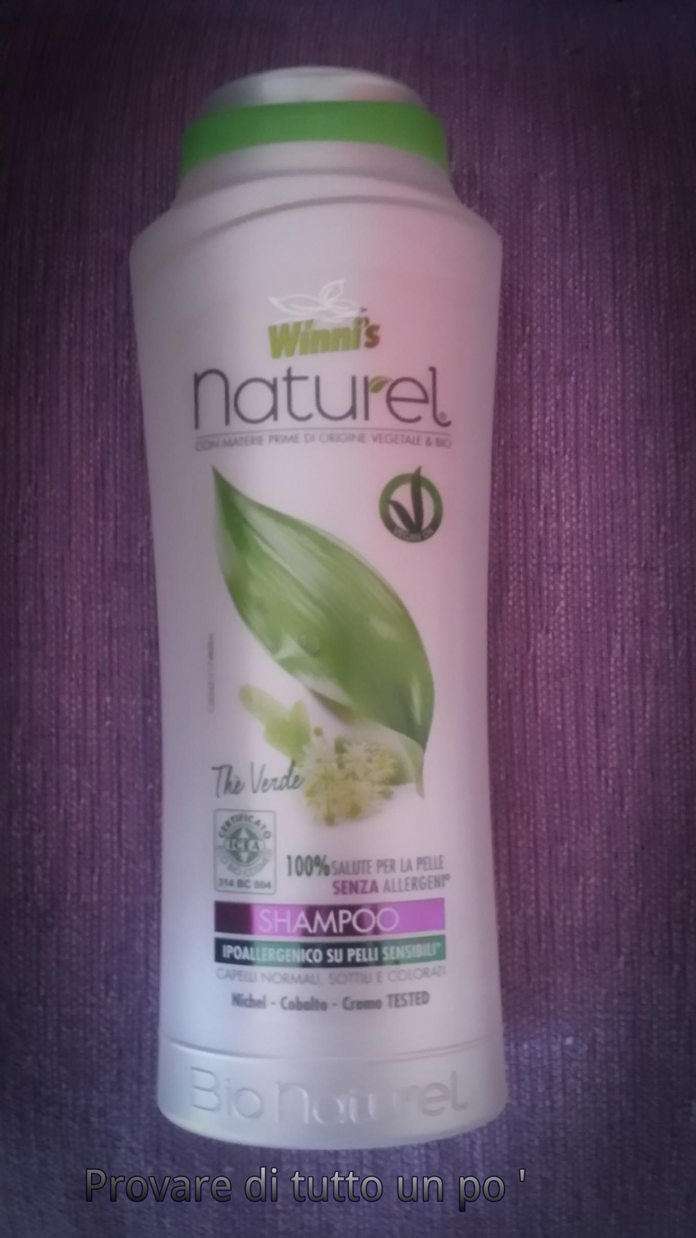 Shampoo Winni's Naturel