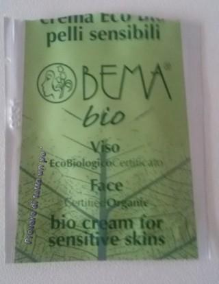 Crema Eco Bio pelli sensibili BEMA