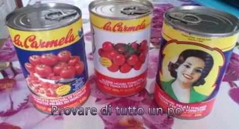 Conserve di pomodoro La Carmela