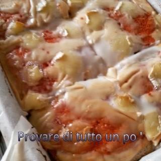 Lasagne di pancarrè