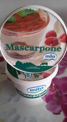 mascarpone mila