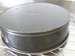 raffreddamento pan di spagna
