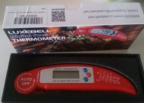Termometro digitale da cucina Luxebell