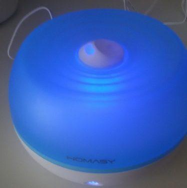 Mini umidificatore ad ultrasuoni