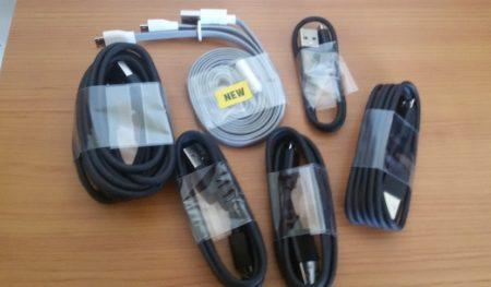 Set di cavi micro USB per rendere più facile l'uso dei nostri cellulari