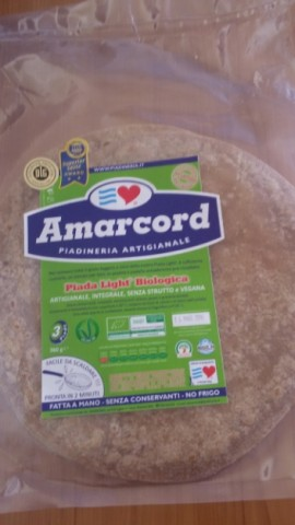 piada light biologica amarcord