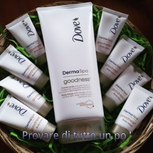 Dove DermaSpa  – coccole come in una Spa