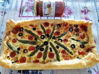 torta salata ortolana con sugo number one tuscany