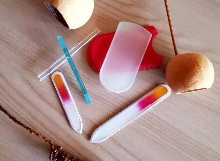 Aveniro: lime di vetro per unghie sane e belle