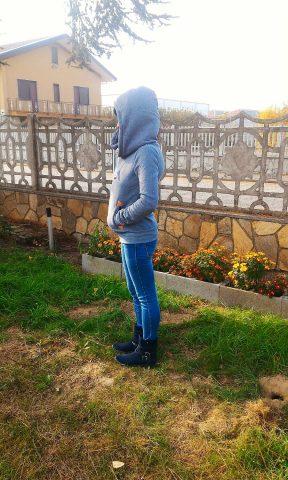 Long Sleeves Women's Hoodie dresslily