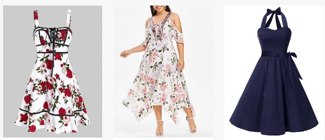 lace up dress, refresh wardrobe