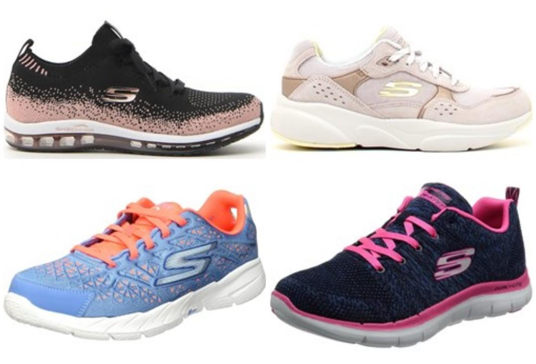 scarpe sportive Skechers donna