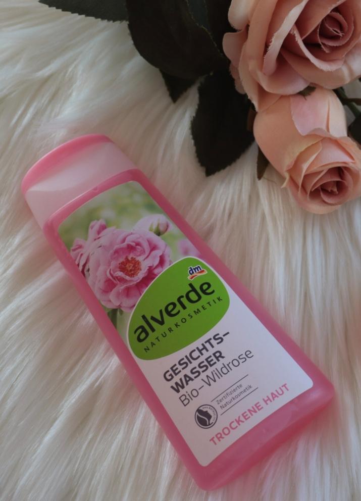 l'Acqua viso alla rosa selvatica Alverde