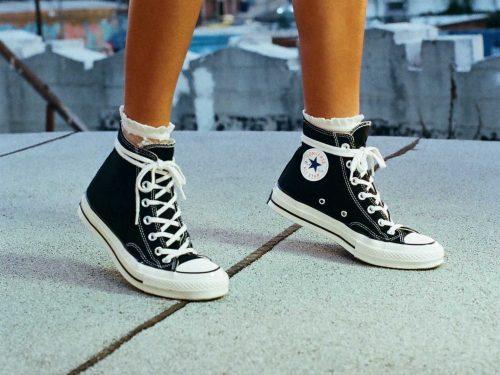 Converse – le sneakers più amate dalle donne di tutto il mondo
