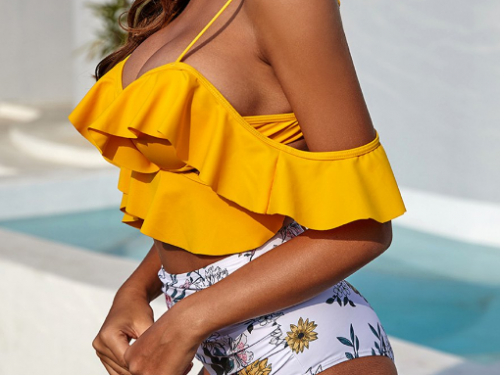 Thinking about summer – Beachwear 2020 on Dresslily