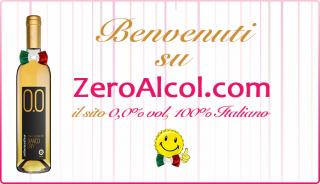 zero alcol