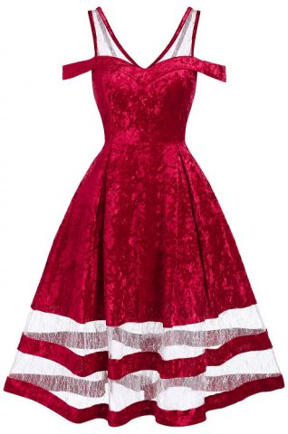 christmas dress, right dress