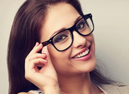 Occhiali da vista – come sceglierli in base alla forma del viso