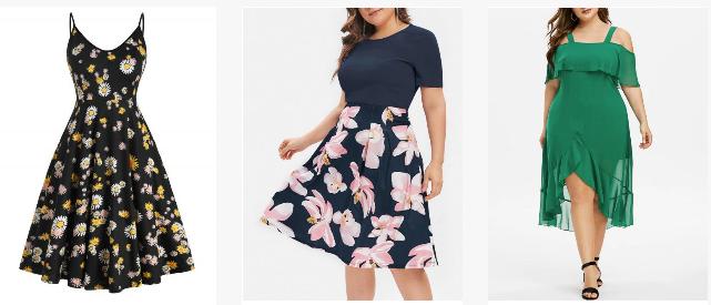 curvy dress, refresh wardrobe