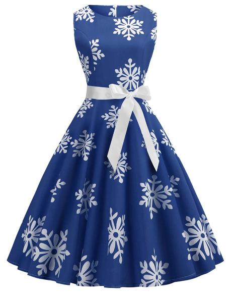 Vintage Flare Dress