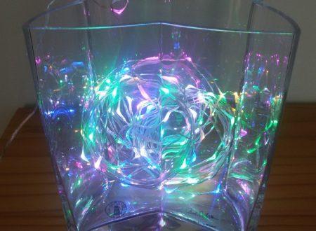 Catena a LED per rendere la casa più accogliente