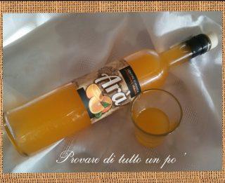 Arà liquore all'arancia