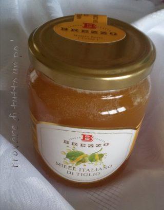 miele di tiglio brezzo