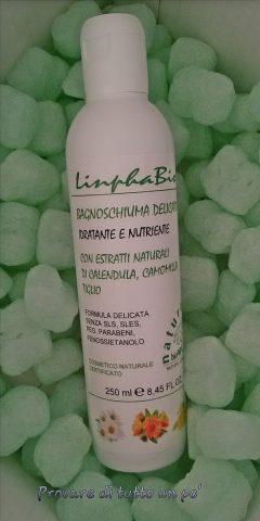 bagnoschiuma linpha bio cosmetici regard