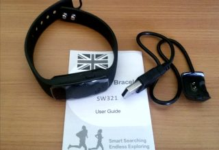 fitness tracker Very Fit SW321