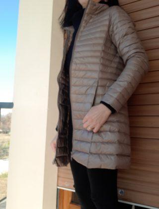 giacca con imbotitura sintetica