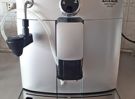 Macchina automatica per il caffè Gaggia Naviglio Deluxe