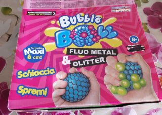 Bubble Boll Cicaboom