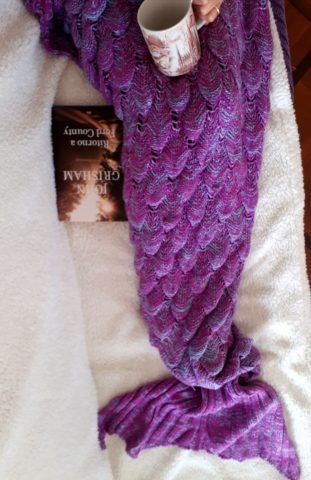 coperta sirena, mermaid blanket, zaful
