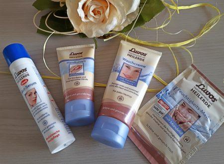 Luvos – cosmetici ecobio all'argilla curativa