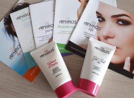 Aphros Cosmetici – per una bellezza senza tempo