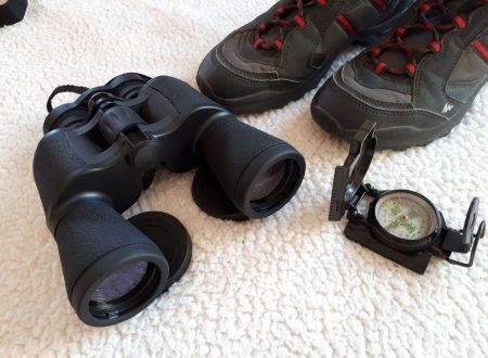 Binocolo –per godere al meglio delle attività outdoor