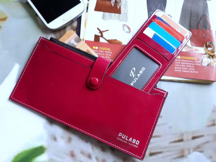 portfoglio banggood, wallet