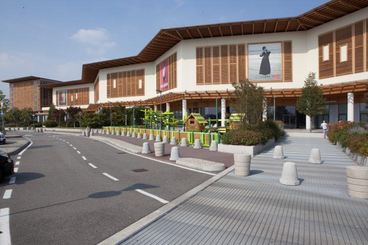il centro, centro commerciale arese