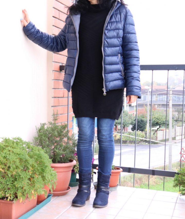 abito maglione