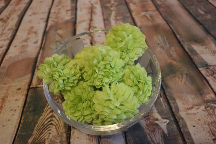 fiori artificiali, banggood