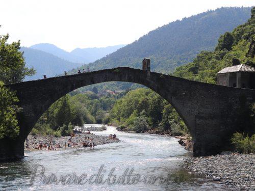 Ponte del Diavolo di Lanzo Torinese – tra natura, bellezza e legenda