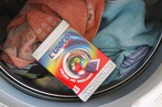 panno lavatrice cattura colore l'unico originale